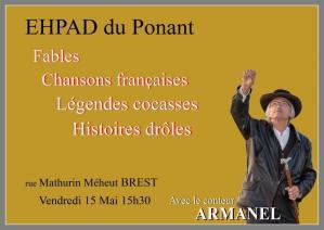 Armanel fables ponant 73