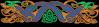 Armanel, conteur celte, entrelac celtique BOV