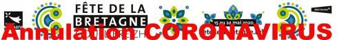Fête de la Bretagne, coronavirus