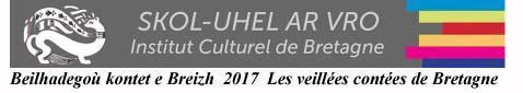 Armanel, conteur breton, conteur celte, Institut culturel de Bretagne, 2017