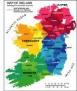 Irlande regions comtes
