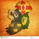 Provinces en drapeaux